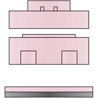 Εικόνα του We R Memory Keepers Button Press Inserts - Καλούπι Κατασκευής Κουμπιών Μικρό