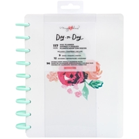 "Εικόνα του Maggie Holmes Day-To-Day Undated 12 Month Planner 7.5""X9.5"" - Blossom"