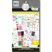 Εικόνα του Happy Planner Sticker Value Pack - Best Year Ever