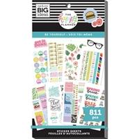 Εικόνα του Happy Planner Sticker Value Pack - Be Yourself