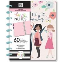 Εικόνα του Happy Planner Medium Journaling Notebook - Squad Life, Lined