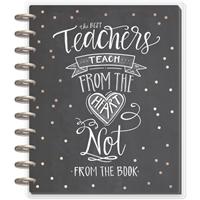 Εικόνα του Happy Planner Dated 12-Month Big Planner - Teach from the Heart 2020/2021