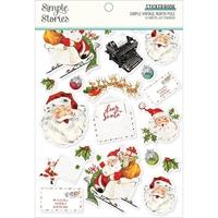 Εικόνα του Simple Stories Sticker Book - Simple Vintage North Pole