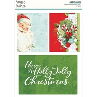 Εικόνα του Simple Stories Sn@p! Card Pack - Simple Vintage North Pole