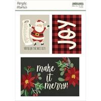 Εικόνα του Simple Stories Sn@p! Card Pack - Jingle All The Way