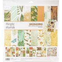"""Εικόνα του Simple Stories Collection Kit 12""""X12"""" - Simple Vintage Great Escape"""