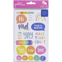 Εικόνα του Pebbles Live Life Happy Sticker Book