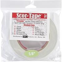 Εικόνα του SCOR-PAL Scor-Tape Ταινία Διπλής 'Οψης 5/8''