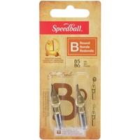 Εικόνα του Speedball Calligraphy Pen Nibs - Σετ Πένες Καλλιγραφίας B5 & B6