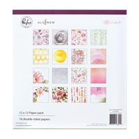"""Εικόνα του Pinkfresh Studio Double-Sided Paper Pack 12""""X12"""" - Celebrate"""