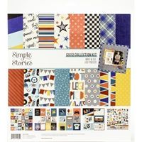 "Εικόνα του Simple Stories Collection Kit 12""X12"" - Bro & Co."