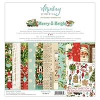 Εικόνα του Mintay Papers Συλλογή Scrapbooking 12''x12'' - Merry & Bright