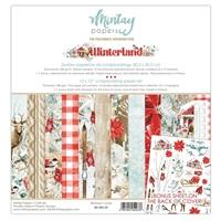 Εικόνα του Mintay Papers Συλλογή Scrapbooking 12''x12'' - Winterland