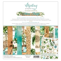 Εικόνα του Mintay Papers Συλλογή Scrapbooking 12''x12'' - Urban Jungle