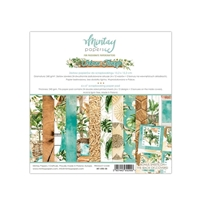 Εικόνα του Mintay Papers Μπλοκ Scrapbooking 6''x6'' - Urban Jungle