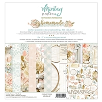 Εικόνα του Mintay Papers Συλλογή Scrapbooking 12''x12'' - Homemade