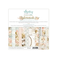 Εικόνα του Mintay Papers Μπλοκ Scrapbooking 6''x6'' - Homemade