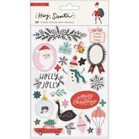 Εικόνα του Crate Paper Hey, Santa Sticker Book