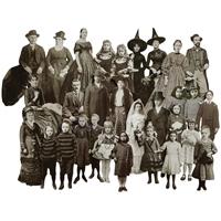 Εικόνα του Idea-Ology Paper Dolls Die Cuts - Halloween