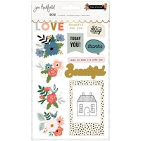 Εικόνα του Jen Hadfield The Avenue Sticker Book