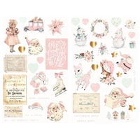Εικόνα του Frank Garcia Sugar Cookie Chipboard Stickers