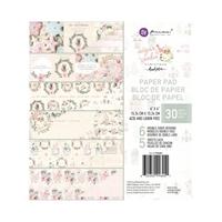 """Εικόνα του Prima Marketing Double-Sided Paper Pad 6""""X6"""" - Sugar Cookie"""