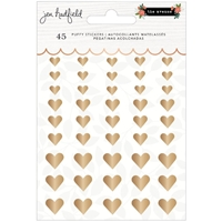 Εικόνα του Jen Hadfield The Avenue Puffy Stickers - Hearts