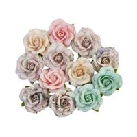 Εικόνα του Sugar Cookie Mulberry Paper Flowers - Sugar Cookie