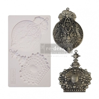 Εικόνα του Prima Re-Design Καλούπι Σιλικόνης - Victorian Adornments