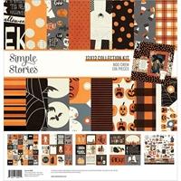 """Εικόνα του Simple Stories Collection Kit 12""""X12"""" - Boo Crew"""