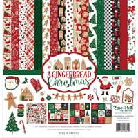 "Εικόνα του Echo Park Collection Kit 12""X12"" - A Gingerbread Christmas"