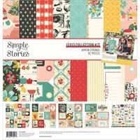 """Εικόνα του Simple Stories Collection Kit 12""""X12"""" - Apron Strings"""