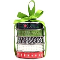 Εικόνα του American Crafts Premium Σετ Κορδέλα & Σπάγγος - Vintage Christmas