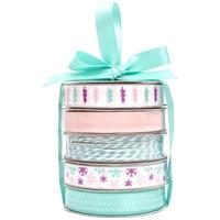 Εικόνα του American Crafts Premium Σετ Κορδέλα & Σπάγγος - Winter Teal