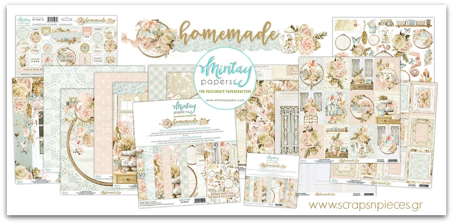 HomeMade Scrapbooking Collection