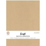 """Εικόνα του Colorbok Smooth Cardstock 8.5""""X11"""" - Kraft"""