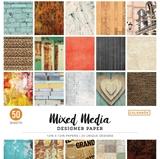 """Εικόνα του Colorbok Μπλοκ Scrapbooking 12""""X12"""" - Mixed Media"""