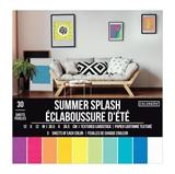 Εικόνα του Colorbok Textured Cardstock Pad - Summer Splash