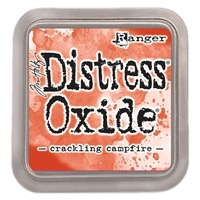 Εικόνα του Μελάνι Distress Oxide Ink - Crackling Campfire