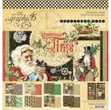 """Εικόνα του Graphic 45 Collection Pack 12""""X12"""" - Christmas Time"""