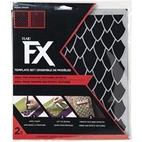 """Εικόνα του FX Mylar Laser Stencil 8""""x9"""" - Dragon"""