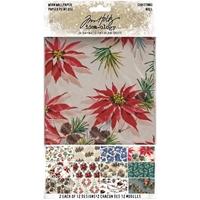 """Εικόνα του Idea-Ology Worn Wallpaper 5""""X8"""" - Christmas"""