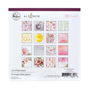 """Picture of Pinkfresh Studio Single-Sided Paper Pack 6""""X6"""" - Celebrate"""