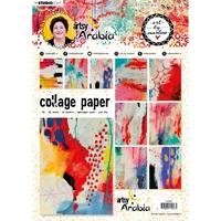 Εικόνα του Art By Marlene Collage Paper A4 - NR. 07, Artsy Arabia