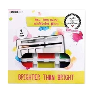 Picture of Studio Light Art By Marlene Watercolor Painting Set - Neon