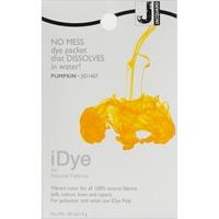 Εικόνα του Βαφή για Φυσικά Υφάσματα Jacquard iDye Fabric Dye 14g - Pumpkin