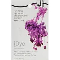 Εικόνα του Βαφή για Φυσικά Υφάσματα Jacquard iDye Fabric Dye 14g - Violet