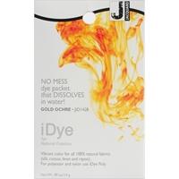 Εικόνα του Βαφή για Φυσικά Υφάσματα Jacquard iDye Fabric Dye 14g - Gold Ochre