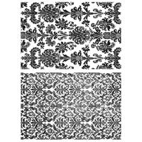 """Εικόνα του Tim Holtz Σετ Σφραγίδες 7""""X8.5"""" - Tapestry"""