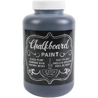 Εικόνα του American Crafts DIY Shop Χρώμα Μαυροπίνακα 16.2oz - Black